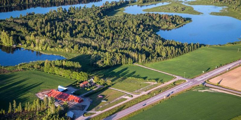 Flygfoto: Anders Hedlund