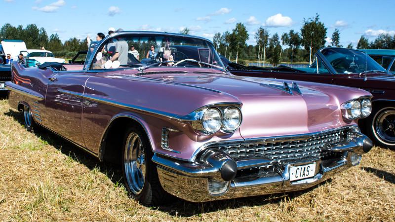 Cadillac -58