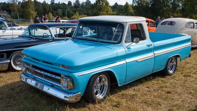 Chevrolet Pickup -66